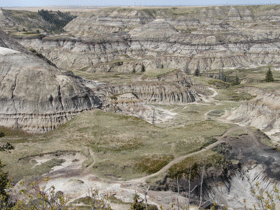 Horseshoe Canyon / © Antony Stanley. Creative Commons ShareAlike 2.0 Generic (CC BY-SA 2.0)