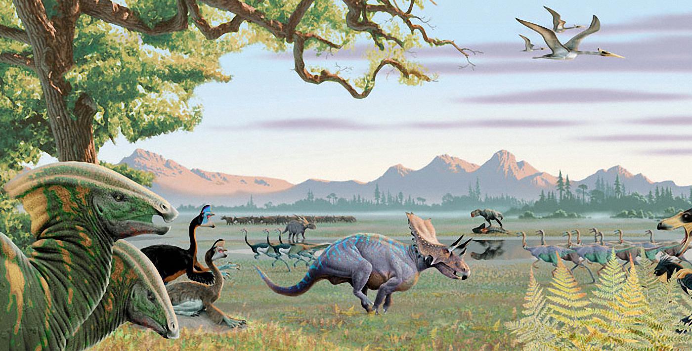 Das Zeitalter Der Kreide Dinodata De
